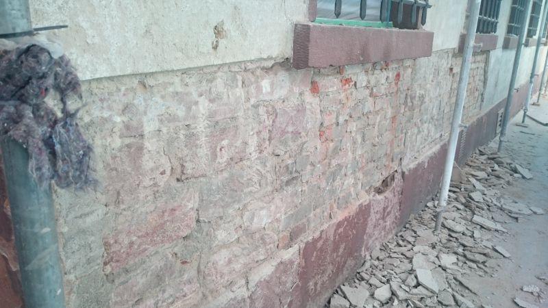 Mineralische Fassaden